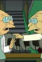 Image of Futurama: The Farnsworth Parabox