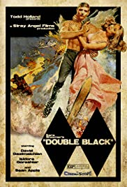 Double Black Poster