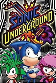 Sonic Underground Poster - TV Show Forum, Cast, Reviews