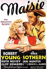 Maisie(1939) Poster - Movie Forum, Cast, Reviews