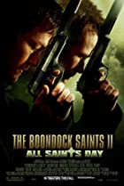 The Boondock Saints II: All Saints Day (2009) Poster