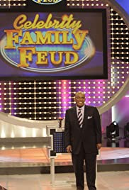 Celebrity Family Feud Poster