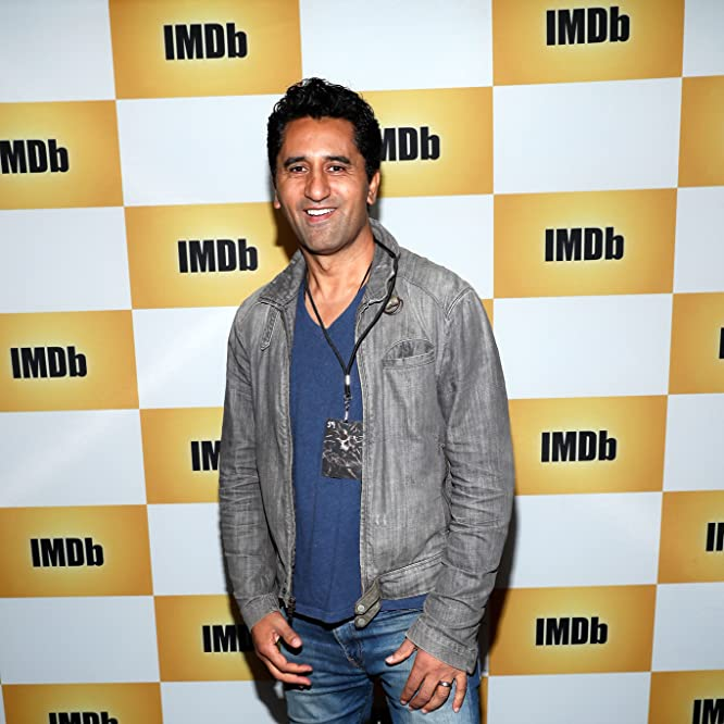Cliff Curtis at an event for IMDb at San Diego Comic-Con (2016)