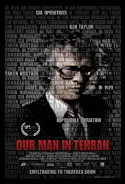Our Man in Tehran (2013) Poster - Movie Forum, Cast, Reviews