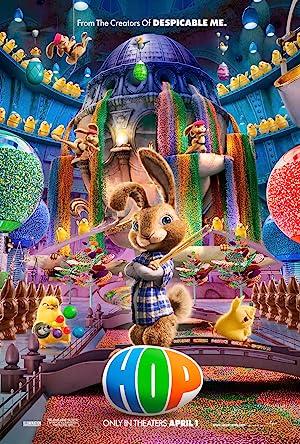Hop ฮอพ กระต่ายซูเปอร์จัมพ์