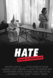 Hate from a Distance Poster
