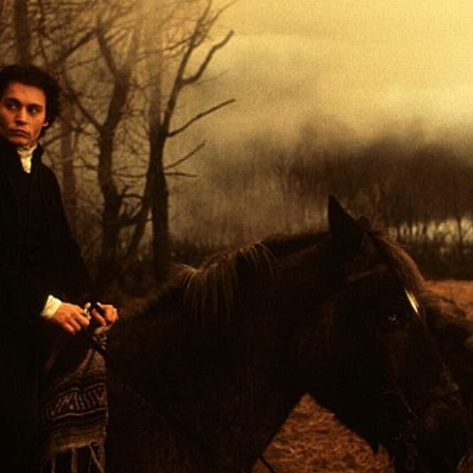 Johnny Depp in Sleepy Hollow (1999)