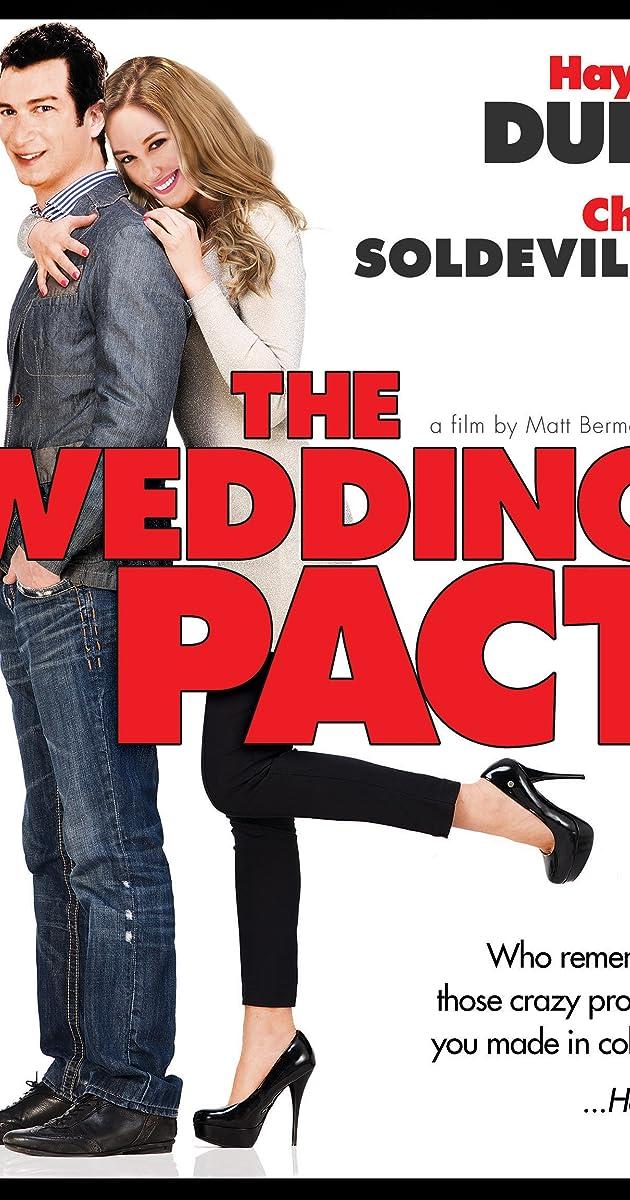 the wedding pact 2014 imdb