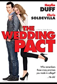 The Wedding Pact (2014) Poster - Movie Forum, Cast, Reviews