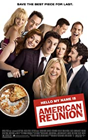 American Reunion poster