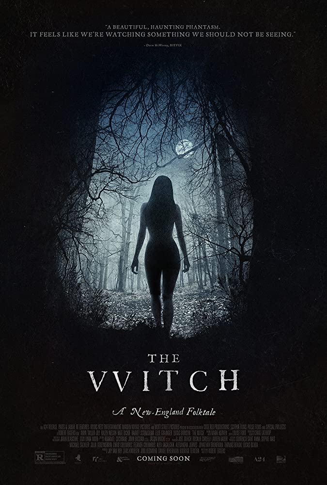 The Witch poster do filme