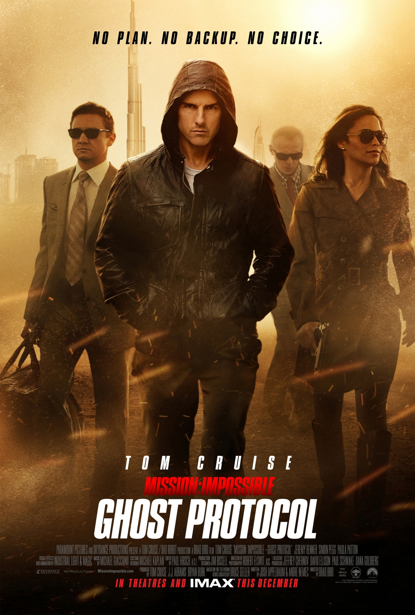 Mission Impossible 4  Ghost Protocol 2011 Hindi Dubbed