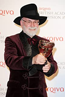 Terry Pratchett Picture