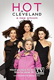 Hot in Cleveland - Season 4 poster