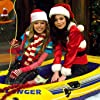 Miranda Cosgrove and Jennette McCurdy in iCarly (2007)