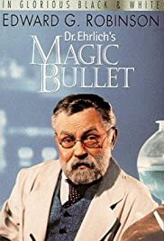 Dr. Ehrlich's Magic Bullet Poster