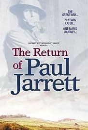 The Return of Paul Jarrett Poster