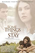 Some Things That Stay (2004) Poster