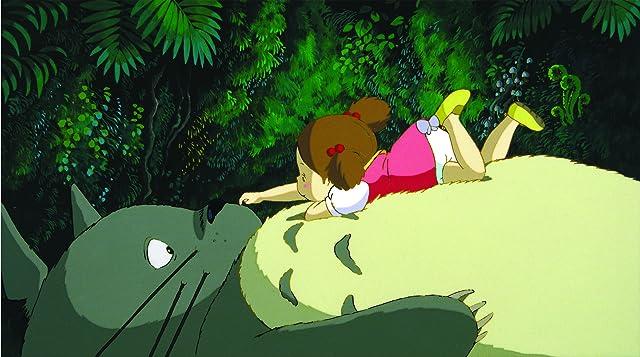 Chika Sakamoto and Hitoshi Takagi in My Neighbor Totoro (1988)
