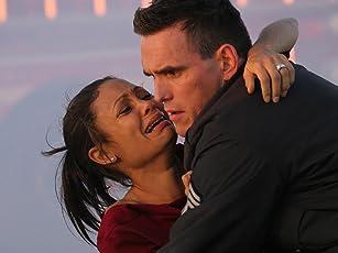 Matt Dillon and Thandie Newton in Crash (2004)