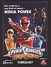 """Power Rangers Ninja Storm"""