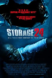 Storage 24 (2012) Poster - Movie Forum, Cast, Reviews