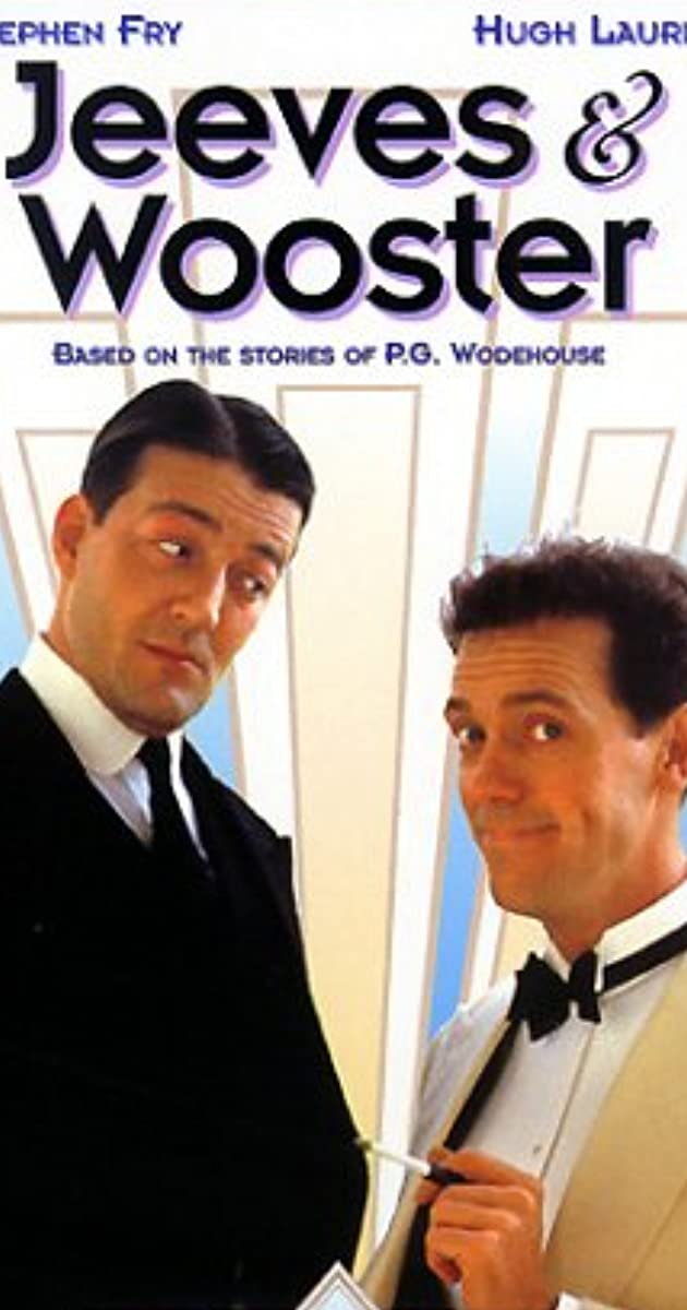 jeeves and wooster tv series 1990 1993 imdb. Black Bedroom Furniture Sets. Home Design Ideas