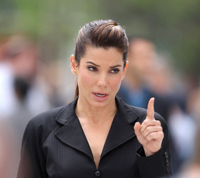 Sandra Bullock at an event for The Proposal (2009)