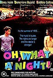 Oh, What a Night (1992) Poster - Movie Forum, Cast, Reviews