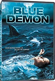 Blue Demon Poster
