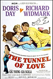 The Tunnel of Love(1958) Poster - Movie Forum, Cast, Reviews