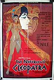 The Notorious Cleopatra Poster