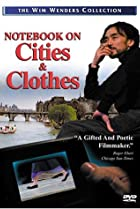 Image of Notebook on Cities and Clothes