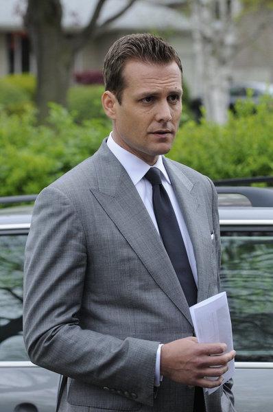 Gabriel Macht in Suits (2011)