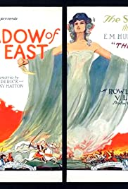 The Shadow of the East Poster