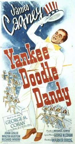 James Cagney in Yankee Doodle Dandy (1942)