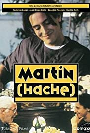 Martín (Hache) (1997) Poster - Movie Forum, Cast, Reviews