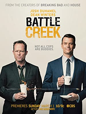 Poster Battle Creek