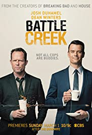 Battle Creek Poster - TV Show Forum, Cast, Reviews