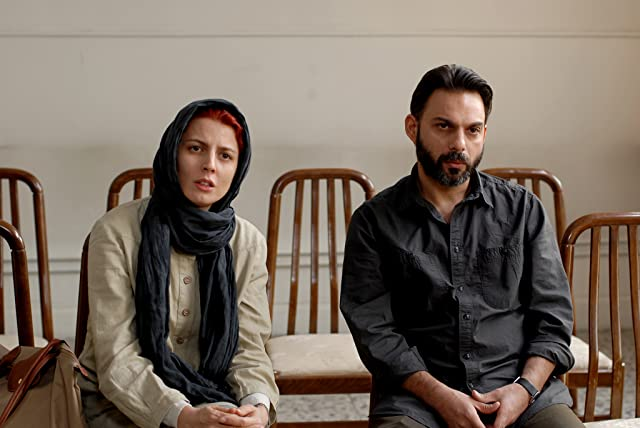 Leila Hatami and Peyman Moaadi in A Separation (2011)