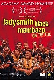 On Tiptoe: The Music of Ladysmith Black Mambazo Poster