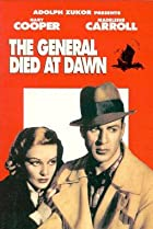 Image of The General Died at Dawn