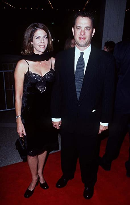 Tom Hanks and Rita Wilson at an event for That Thing You Do! (1996)