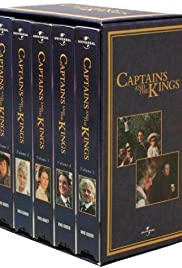 Captains and the Kings Poster
