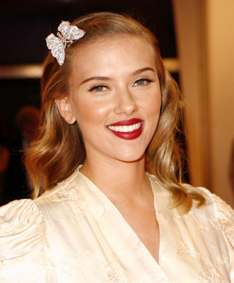 Scarlett Johansson at The Black Dahlia (2006)