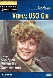 Verna: USO Girl Poster