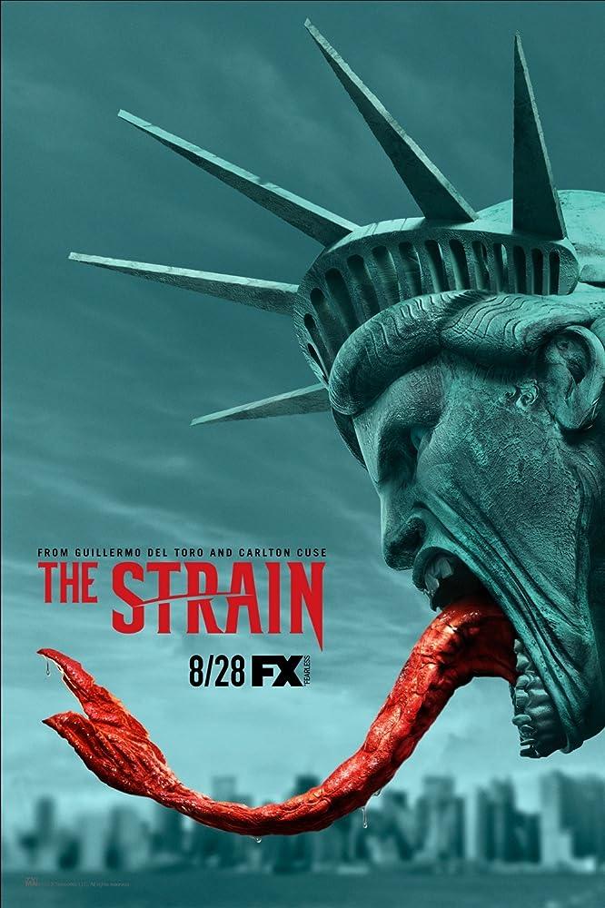 [Fshare|4share] The Strain Season 3 (2016) 720p HDTV x264 ~ Chủng