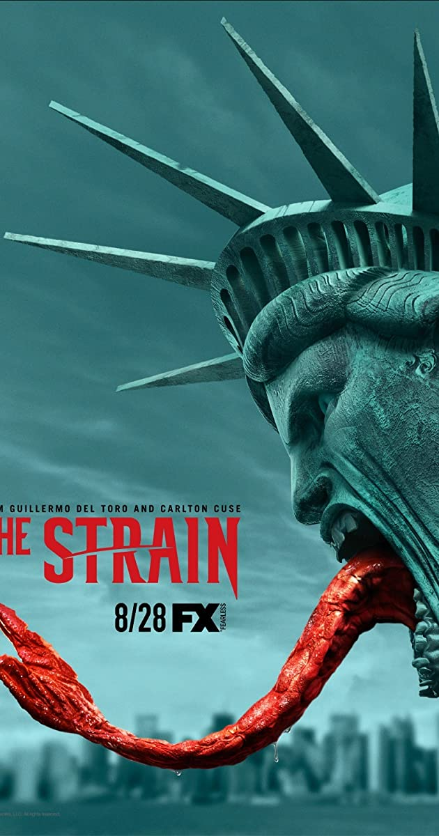Padermė (2 sezonas) / The Strain (seasons 2) (2015) Online