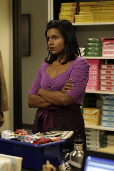Mindy Kaling in The Office (2005)