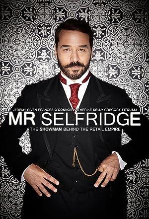 Mr Selfridge - similar tv show recommendations